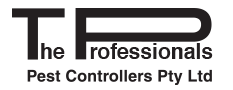 The Professionals Pest Controllers